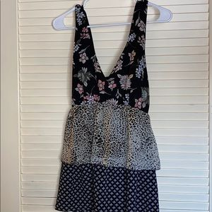 Women's Pattered Top